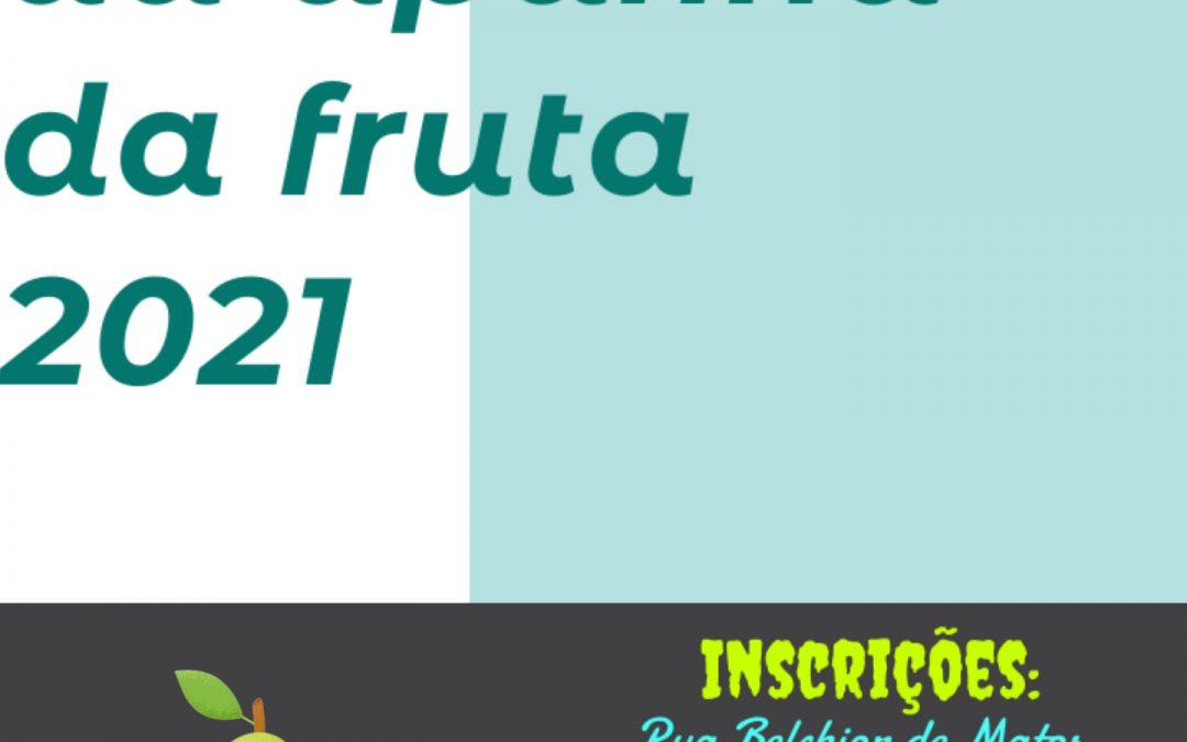 Campanha da apanha da fruta 2021